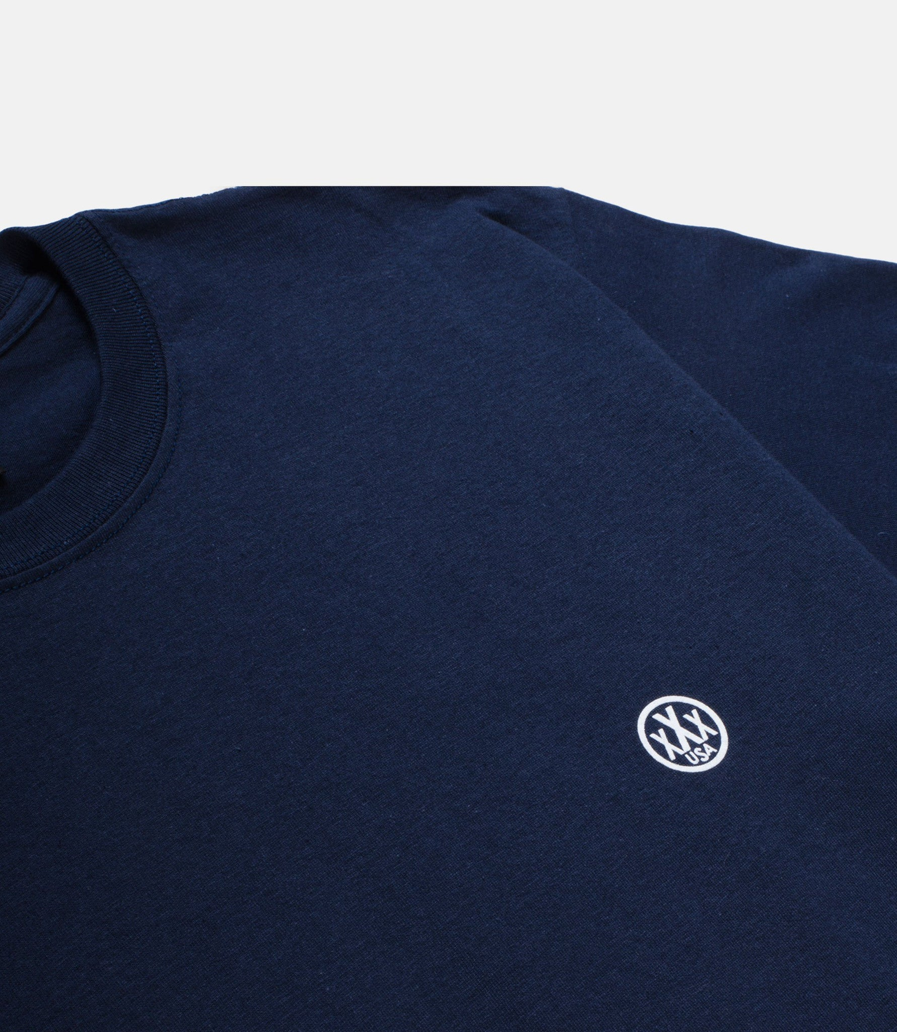 10Deep - Namsaknoi Men's Tee, Navy - The Giant Peach - 3