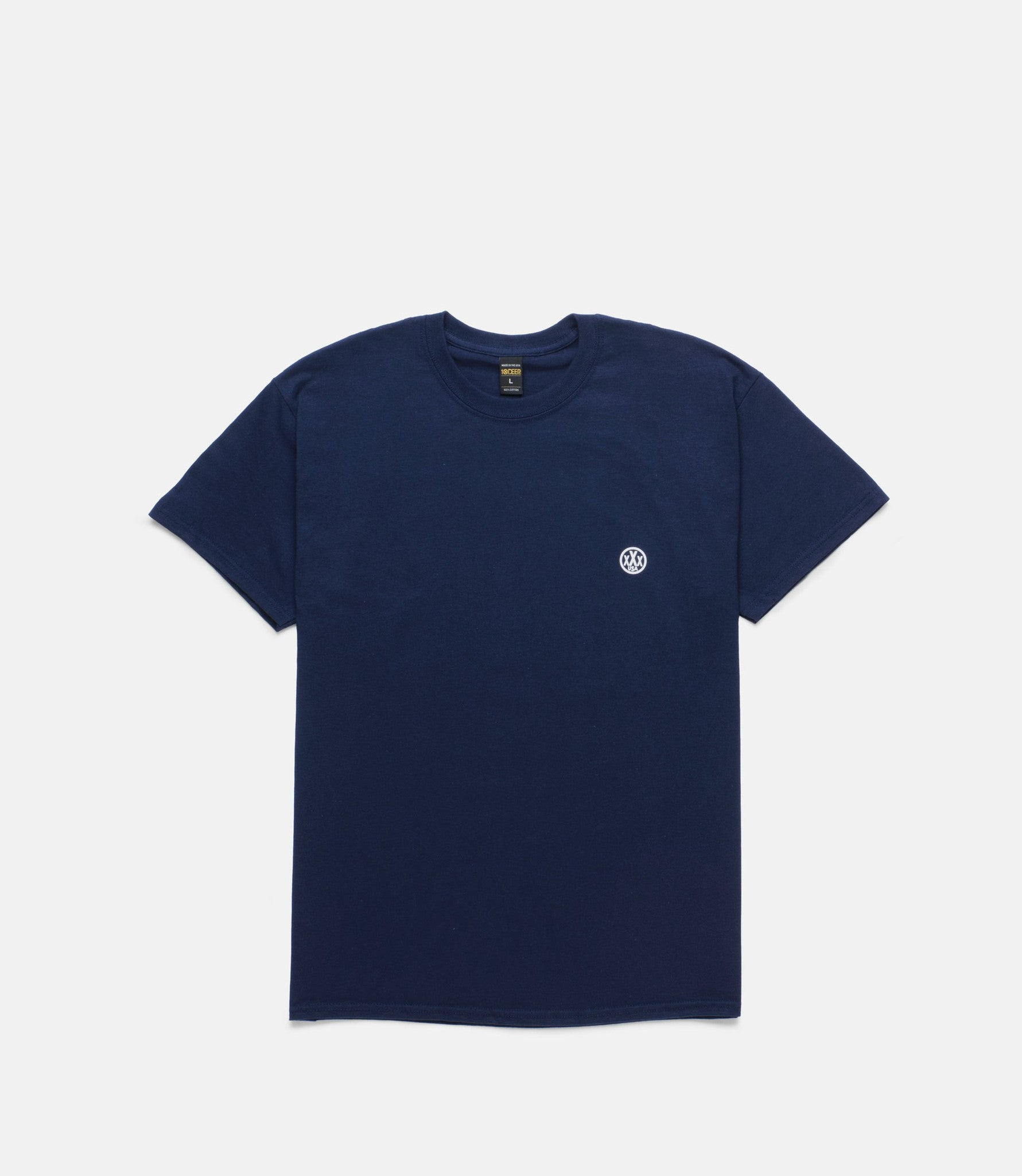 10Deep - Namsaknoi Men's Tee, Navy - The Giant Peach - 2