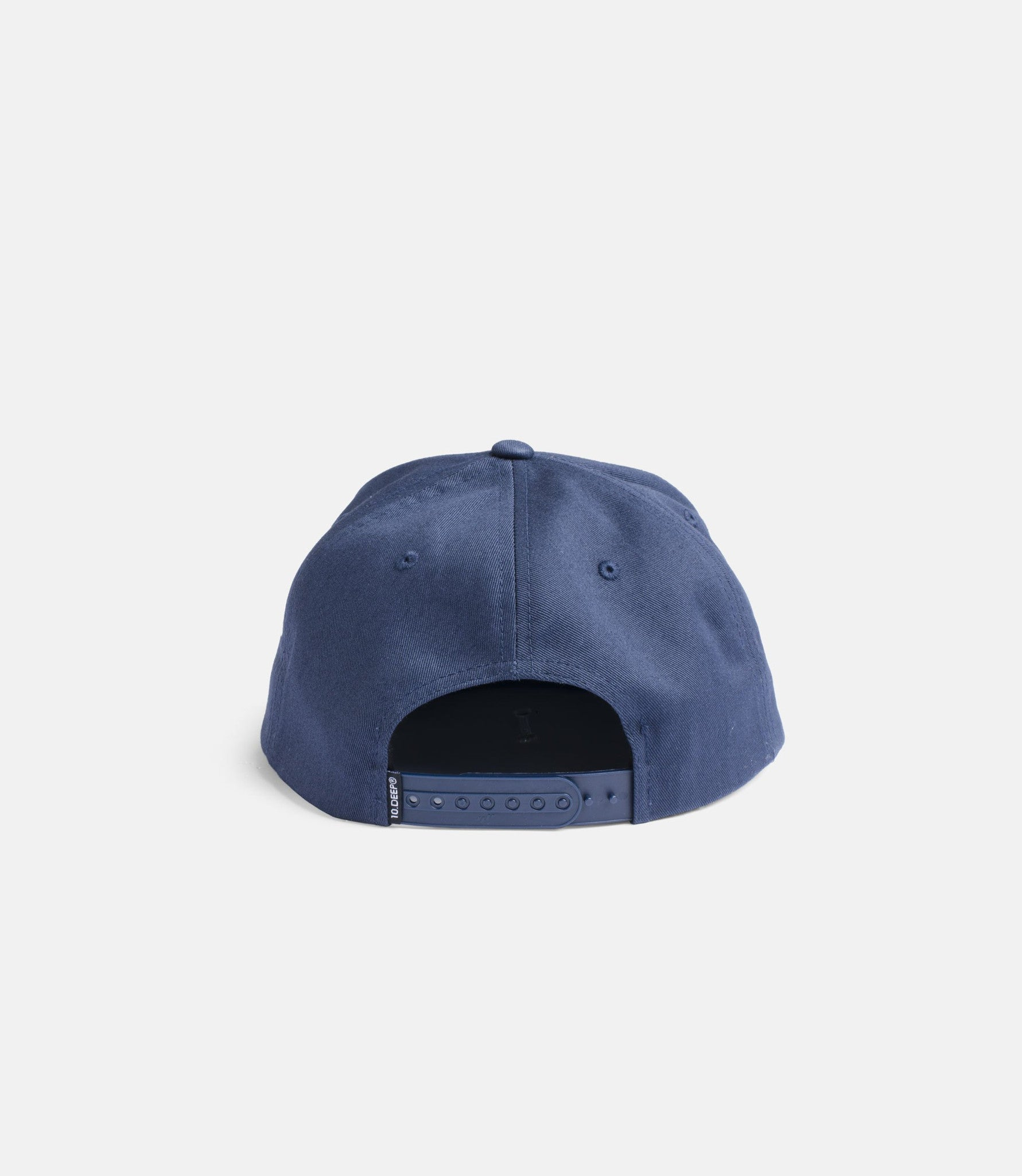 10Deep - Souvenir Snapback, Navy - The Giant Peach - 5