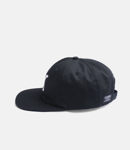 10Deep - Straight Razor Snapback, Black