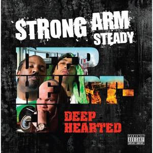 Strong Arm Steady - Deep Hearted, CD - The Giant Peach