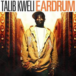 Talib Kweli - Ear Drum, CD - The Giant Peach