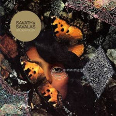 Savath & Savalas - Golden Pollen, CD - The Giant Peach