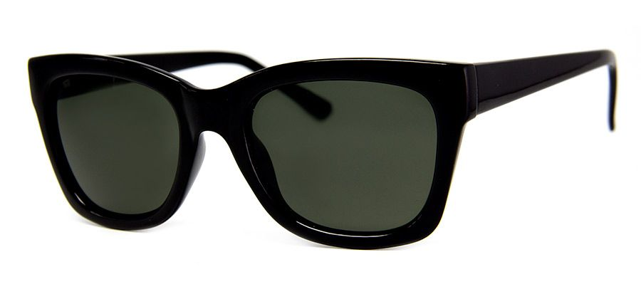 Tempo Sunglasses, Black