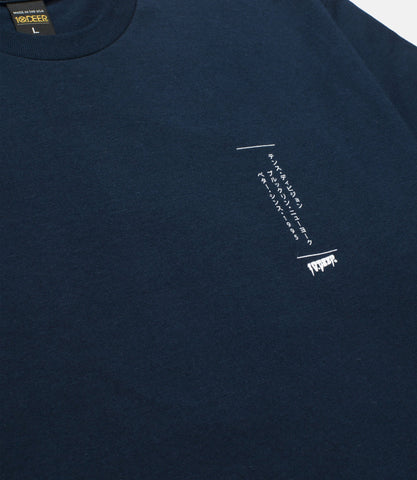 10Deep - Dojo Men's Tee, Navy