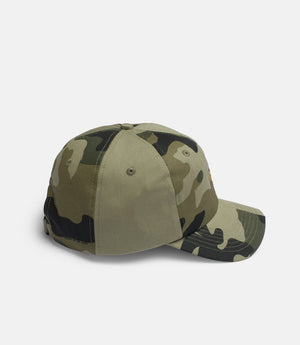 10Deep - Yin Yang Strapback, Army - The Giant Peach