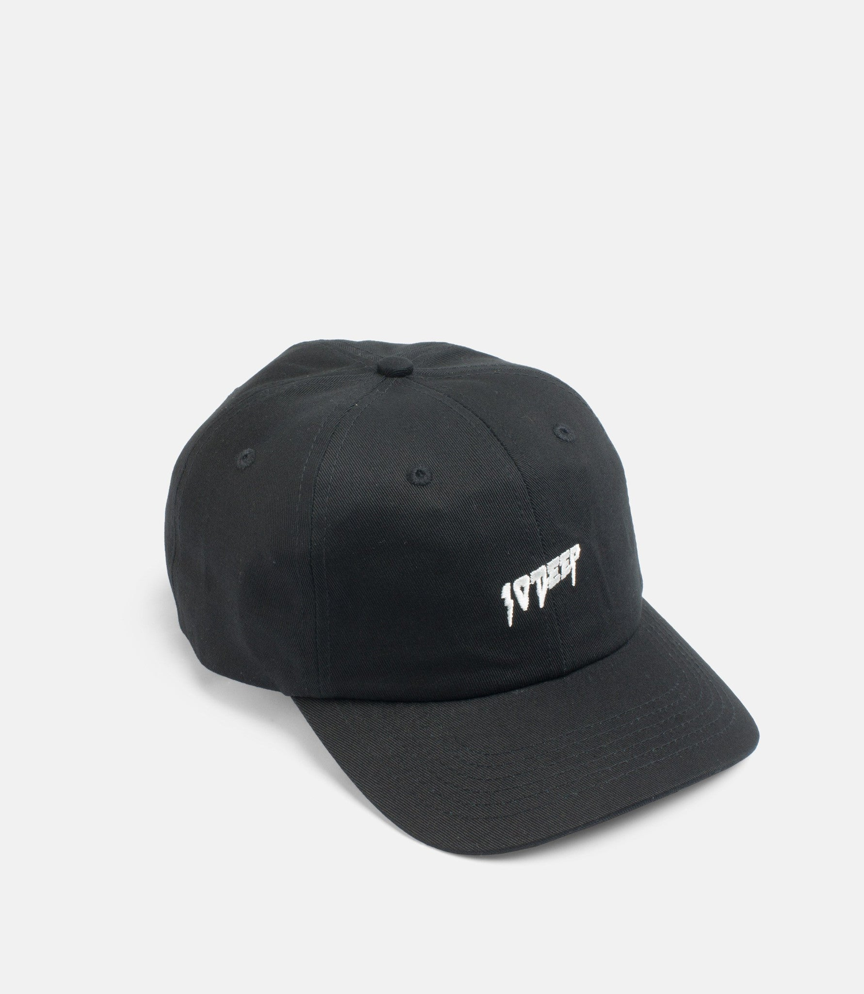 10Deep - Sound & Fury Strapback, Black - The Giant Peach - 2