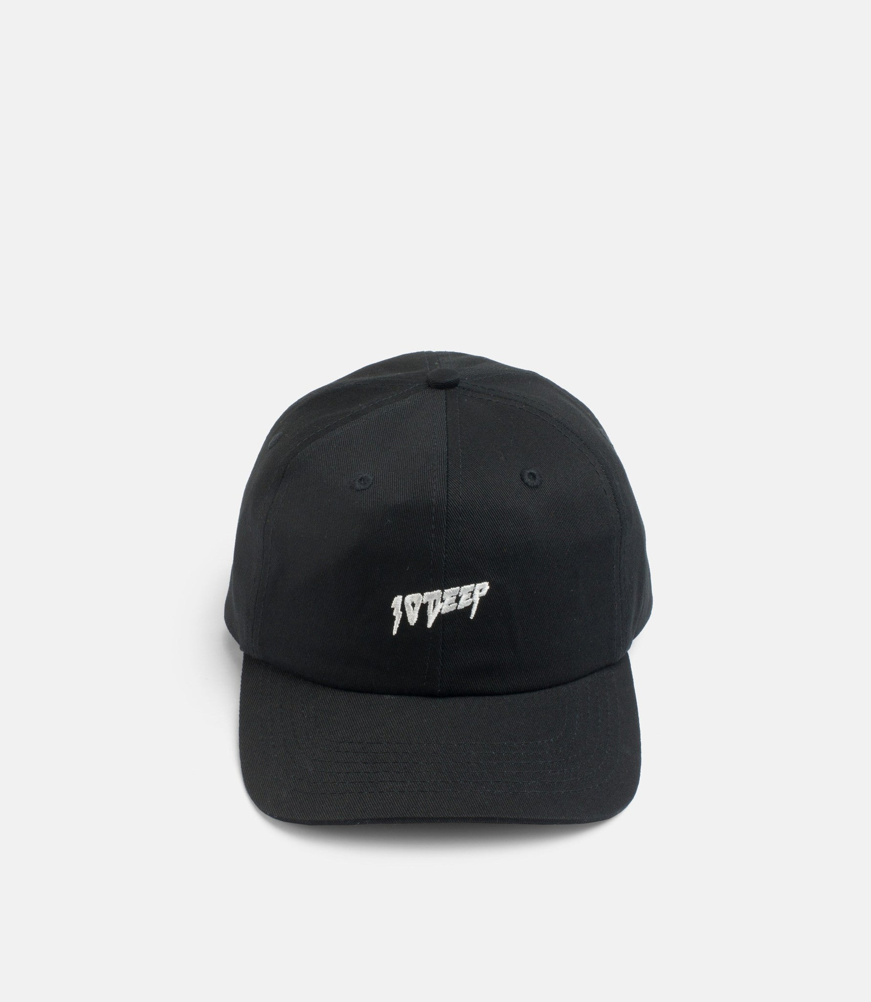 10Deep - Sound & Fury Strapback, Black - The Giant Peach - 1