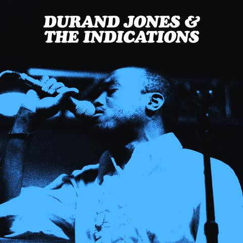 Durand Jones & The Indications - S/T, LP Vinyl Gatefold - The Giant Peach