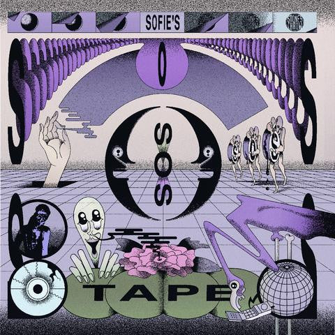 V/A - Sophie's SOS Tape, 2xLP Vinyl + Download Card