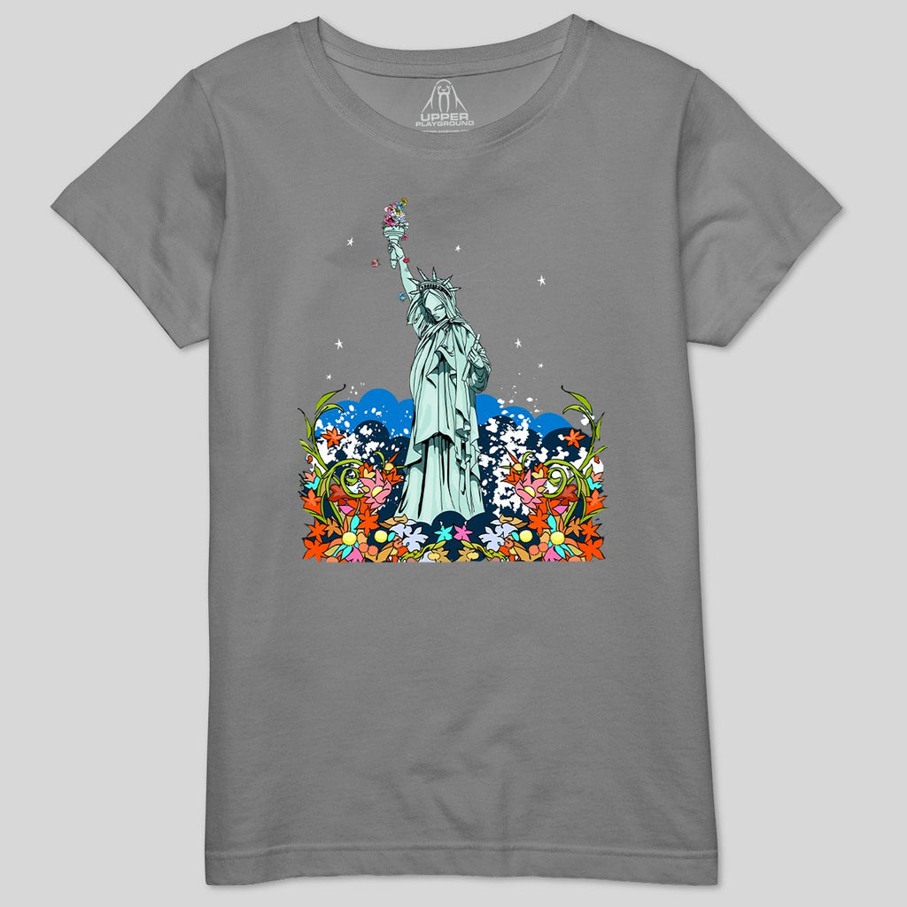 Upper Playground - Sam Flores ...And Justice For All Women's Tee
