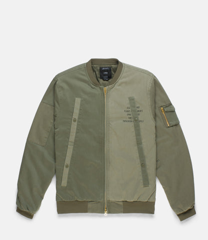 10Deep -  Surplus Aviator Men's Jacket, Army