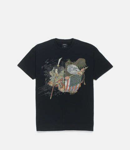 10Deep - Washinosenshi Split Men's Tee, Black