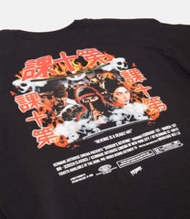10Deep - Shogun's Revenge Men's Tee, Black - The Giant Peach