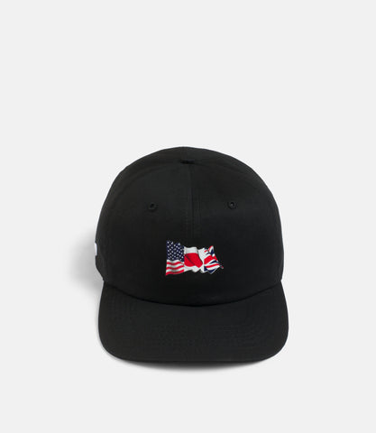 10Deep - United Underworld Strapback, Black - The Giant Peach