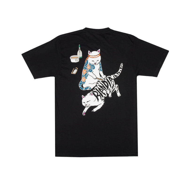 RIPNDIP - Tattoo Nerm Men's Tee, Black