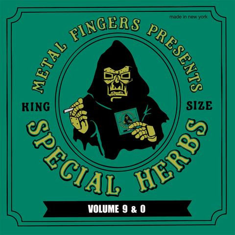 M.F. DOOM - Special Herbs Vol 9 & 0, CD