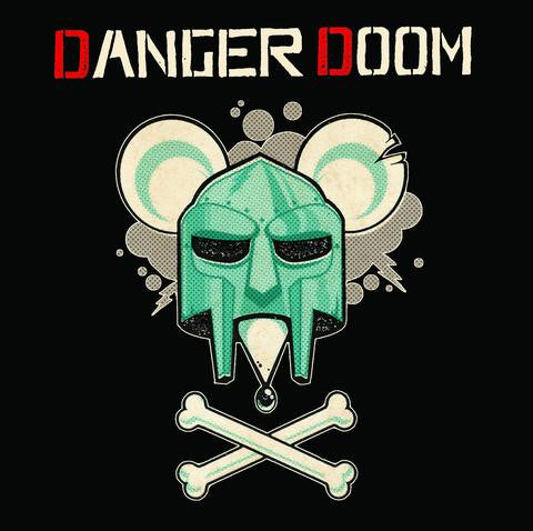 DangerDOOM - The Mouse And The Mask: Official Metalface 3xLP Version