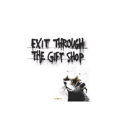 Exit Through The Gift Shop: A Banksy Film, DVD - The Giant Peach