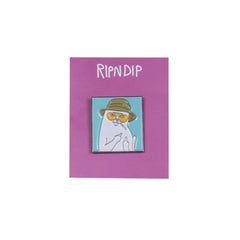 RIPNDIP - Nermal S Thompson Pin - The Giant Peach