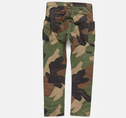 10Deep - Hi Post Cargo Pant, Neo Woodland