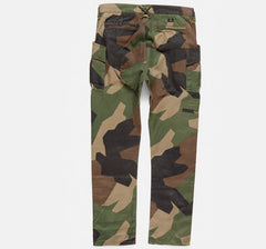 10Deep - Hi Post Cargo Pant, Neo Woodland - The Giant Peach - 2