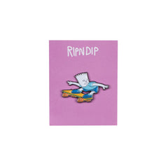 RIPNDIP - Catwabunga Pin - The Giant Peach
