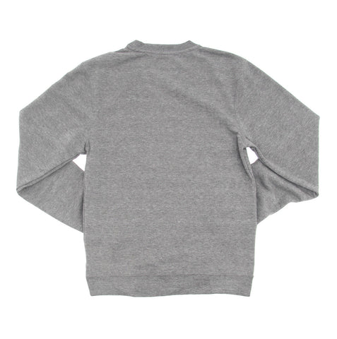 Altru Apparel - Brooklyn Men's Triblend Fleece, Grey