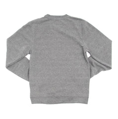 Altru Apparel - Brooklyn Men's Triblend Fleece, Grey - The Giant Peach - 2