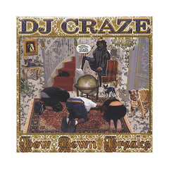 DJ Craze - Bow Down Breaks, LP Vinyl - The Giant Peach