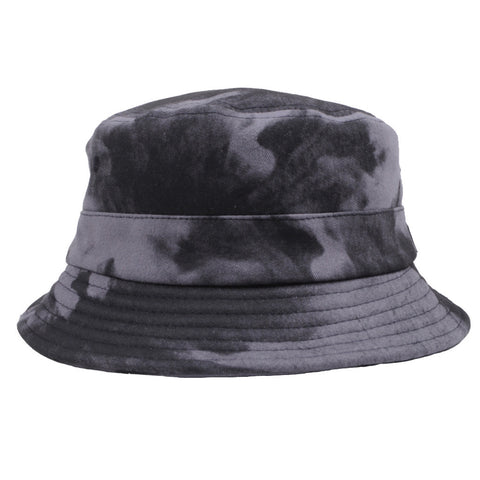 Akomplice - A.O.C.  Bucket Hat, Grey/Black