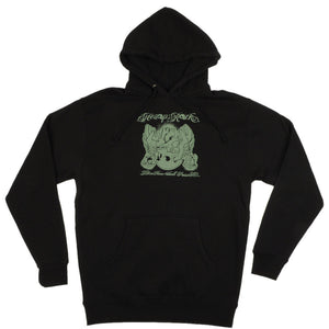 Aesop Rock - None Shall Pass Men's Hoodie, Black - The Giant Peach