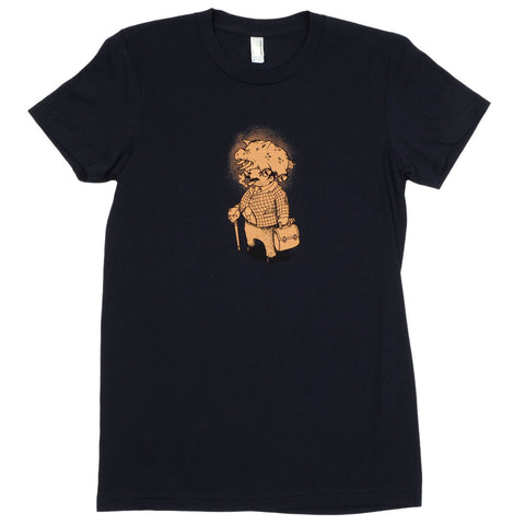 Aesop Rock - Pig Women's Shirt, Navy