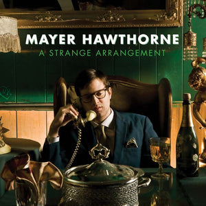 Mayer Hawthorne - A Strange Arrangement, 2xLP Vinyl - The Giant Peach