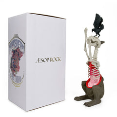 Aesop Rock x Kidrobot - Whiskers The Undead Vinyl Figure - The Giant Peach