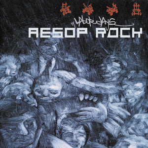 Aesop Rock - Labor Days, CD (autographed) - The Giant Peach