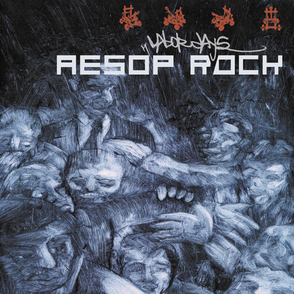 Aesop Rock - Labor Days, CD - The Giant Peach