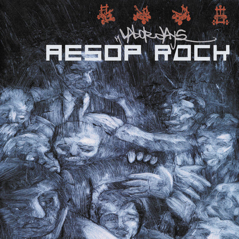 Aesop Rock - Labor Days, CD