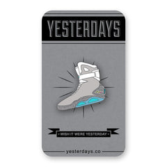 Yesterdays - Air Mag Pin - The Giant Peach