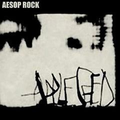 Aesop Rock - Appleseed CD - The Giant Peach