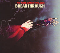 The Gaslamp Killer - Breakthrough, CD - The Giant Peach