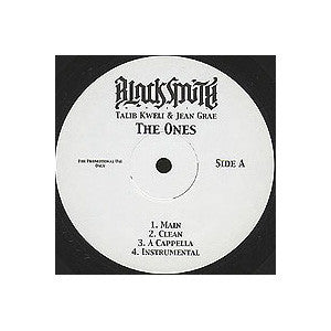 "Talib Kweli & Jean Grae - The Ones b/w Strong Arm Steady On Site, 12"" Vinyl - The Giant Peach"