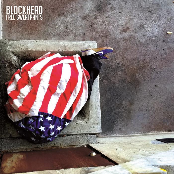 Blockhead - Free Sweatpants LP Vinyl (white vinyl)