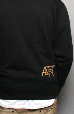 Adapt - Sunday's Finest Pullover Men's Hoodie, Black/Gold - The Giant Peach - 3