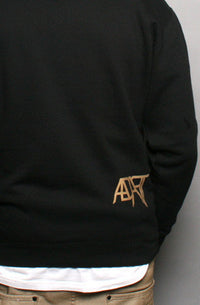 Adapt - Empire Men's Pullover Hoodie, Black - The Giant Peach