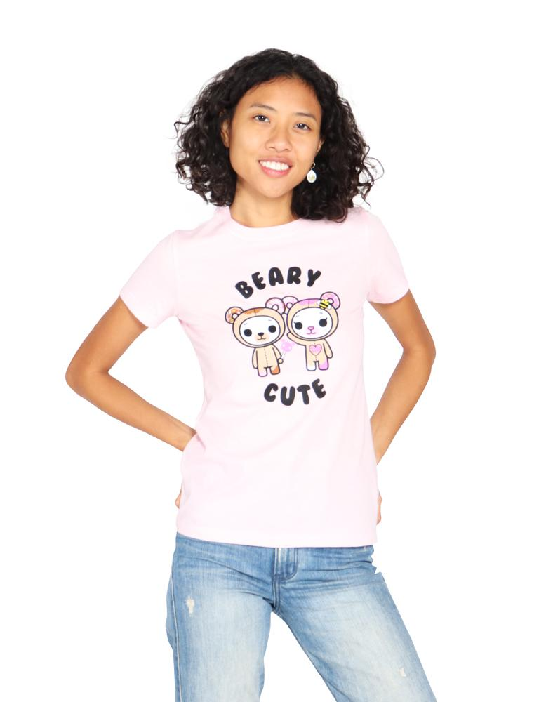 tokidoki - Beary Cute Women's Tee, Pink