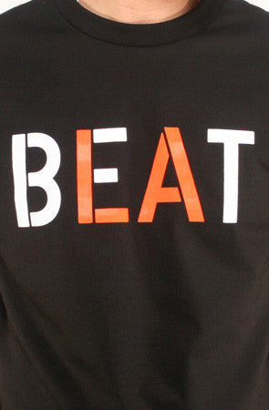 Adapt - Beat LA Men's Shirt, Black - The Giant Peach