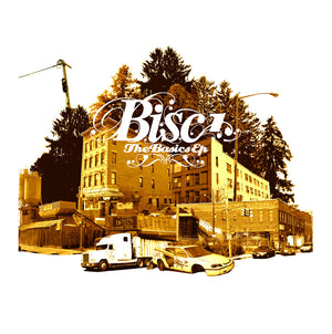 Bisc 1 - The Basics EP, CD - The Giant Peach