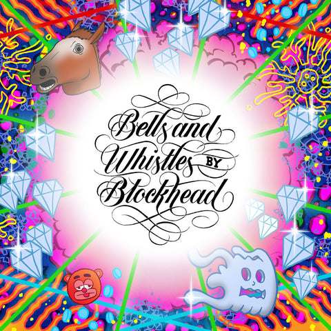 Blockhead - Bells & Whistles 2xLP Red Vinyl