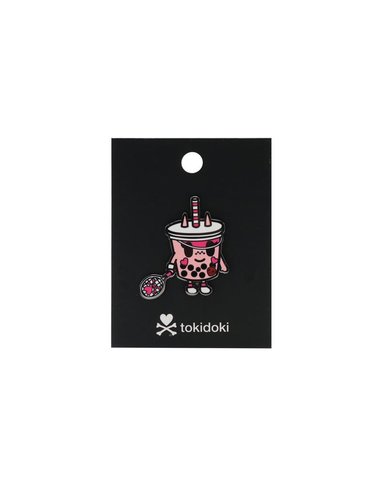 tokidoki - Boba Betty Enamel Pin